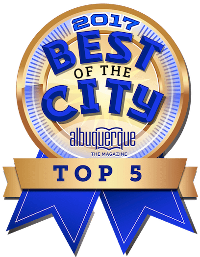 2017 Best of the City logo